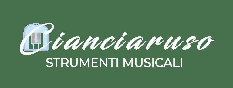 Logo Cianciaruso Strumenti Musicali